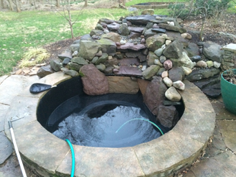 Pondless Maintenance